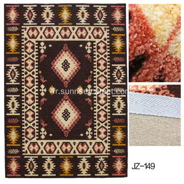 En nylon impression tapis tapis Design